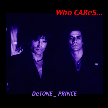 Who Cares CD cover